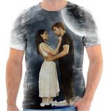 Camiseta, Camisa Eclipse Crepusculo 4