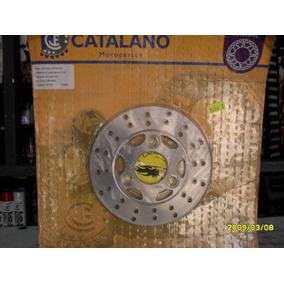 Disco De Freno Yamaha Axis 90 Cc Delantero Motovergara
