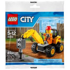 Lego 30312 - Demolition Driller - Lego City