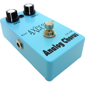 Pedal Analog Chorus Ch-104 Axcess By Giannini