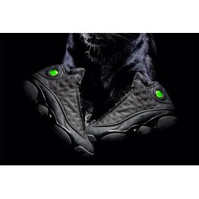 Zapatillas Nike Air Jordan 12 Black Cat / Exclusive Line
