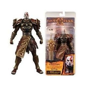 Boneco Kratos Armadura De Ares - God Of War Lacrado