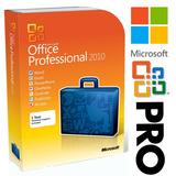 Programa Ofices Version 2010 Pro-plus Para 1 Equipo Original