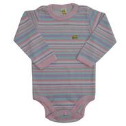 Kit Bebê Body Calças Pantufa Toalhas Em Algodão - Baby Duck