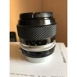 Nikon 55mm F3.5 Macro