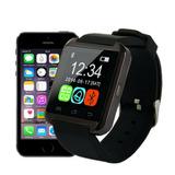 Relógio Bluetooth Celular U8 Android Ios Mercado Livre