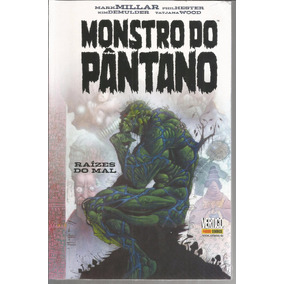 Monstro Do Pantano Raizes Do Mal 2 - Bonellihq Cx269 F18
