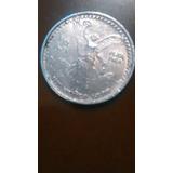 Moneda De 1/10 Onza Libertad Plata Pura 1992 Y 1995