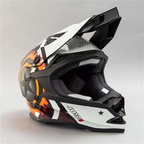 Casco Motocross Just1 Moto X Talle S