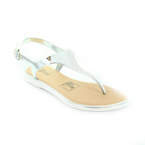 Sandalia Para Mujer Furor 13089-045329 Color Plata