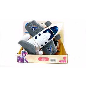 Imaginext Avião Jato Sky Racers Mattel