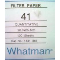 Papel Filtro Watman