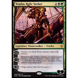 Vraska, Caçadora De Relíquias / Vraska, Relic Seeker *foil*