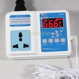 Termostato Regulador Temperatura Pre-cableado 110v 220v