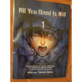 All You Need Is Kill Increible Panini Manga Completa 72000