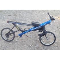 Bicicleta Rowbike 720 Sport Fitness Para Hacer Ejercicio