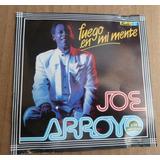 Joe Arroyo Fuego En Mi Mente 1988 Latin Fruko Salsa Cd Popsi