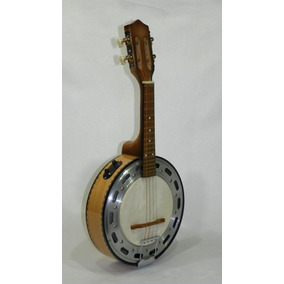 Cavaquinho Banjo Elétrico Clave Sonora Linha Profissional