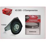 Kit Distribucion Chevrolet Kadett/ipanema/monza 1.8/2.0 8v
