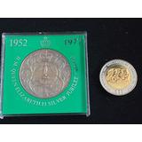 L&m6180 - Gran Bretaña - Corona - 1977 - Moneda