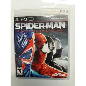 Spiderman Shattered Dimensions Ps3 Seminuevo Solo En Igamers