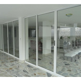 Puertas Corredizas En Aluminio Y Vidrio Somos Fabricantes.