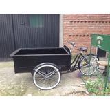 Bicicleta Triciclo Tres Ruedas Food Bike Food Truck Carrito