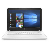 Hp Notebook Hp 14-bs007la, 14 Hd, Intel Celeron N3060 1.60