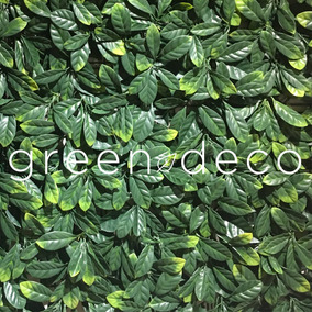 Jardín Vertical Artificial Muro Verde Panel - New York 25x25