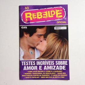 Revista Rebelde Oficial Testes Amor Amizade Mía Miguel Nº03
