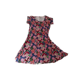Kit 3 Vestido Senhora Moda Evangélica Plus Size Atacado 2018