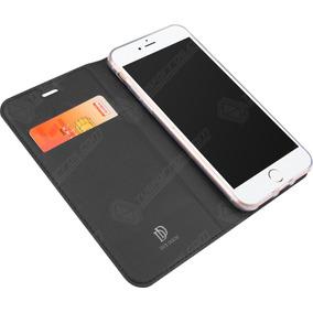 Estuche Tipo Agenda Iphone 7 Y 7 Plus Series Piel De Lujo