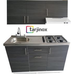 Cocina Con Tarja Campana Parilla