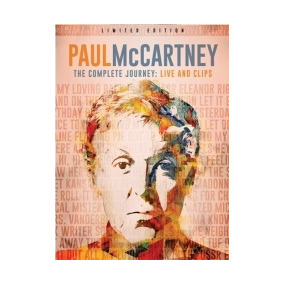 Dvd Paul Mccartney - The Complete Journey: Live And Clips (3