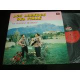 Los Luceros Del Valle El Vestido Mojado 1981 Arg Vinilo Nm