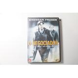 Dvd Filme - O Negociador - Brendan Fraser - Dublado Original