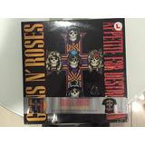 Guns N Roses Appetite For Destruction [vinyl+ (l) T-shirt]