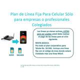 Linea Para Teléfono Fijo Movistar, Linea Fija En Tu Celular