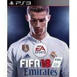 Fifa 18 Legacy Edition Ps3 Digital Excelente Precio Lideres