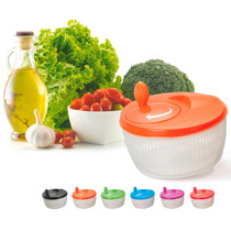 Secador De Saladas/verduras Grande - Centrifuga Manual