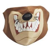 Máscara De Proteção Facial Veludo Taz Zc 10071521