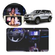 Toyota  2015-2019 Desbloqueio Dvd +tv +espelhamento
