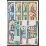 Brasil Lote De 25 Billetes Diferentes Sin Circular