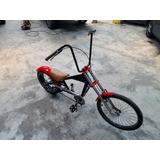 Bicicleta Chopper Importada 3 Marchas