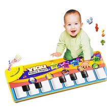 Orangesky Touch Play Keyboard Música Musical + Envio Gratis