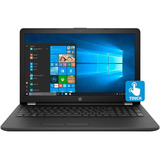 Notebook Hp I7-7500u 15.6 Touchscreen Hd 8gb 1tb W10
