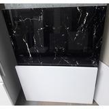 Carrara Black Stone Porcelanato Alto Trafico 60 X 60