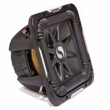Subwoofer Kicker L7 11s10l74 10 Pulgadas 1200 Watt Solobaric