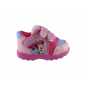 Tênis Bebê Infantil Minnie 18 Ao 24 Personagem Disney