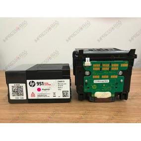 Cabeça De Impressão Hp 8100 8600 8610 8620 276pro Original!!